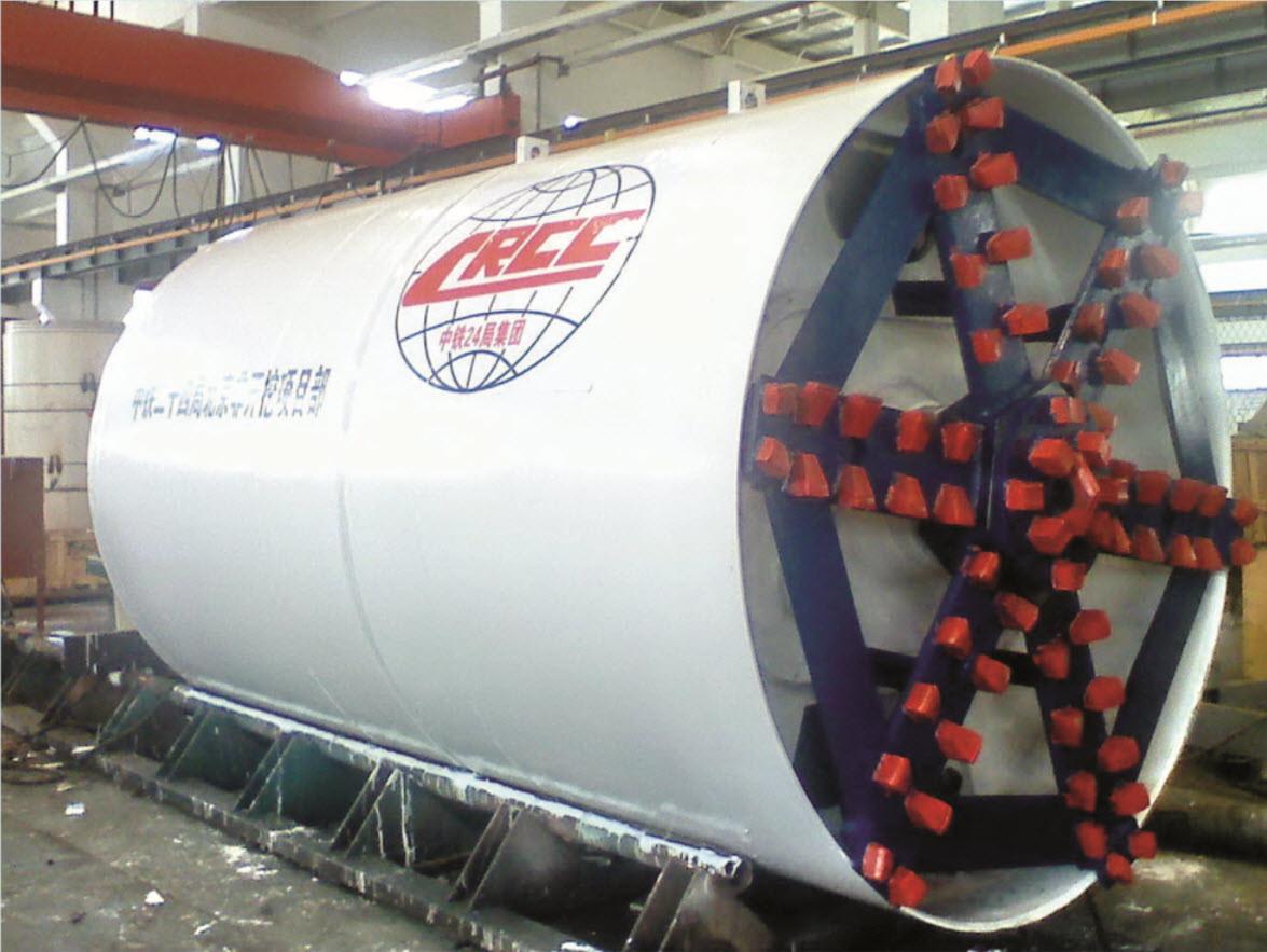 EPB Pipe Jacking Machine/EPB Microtunnel Boring Machine