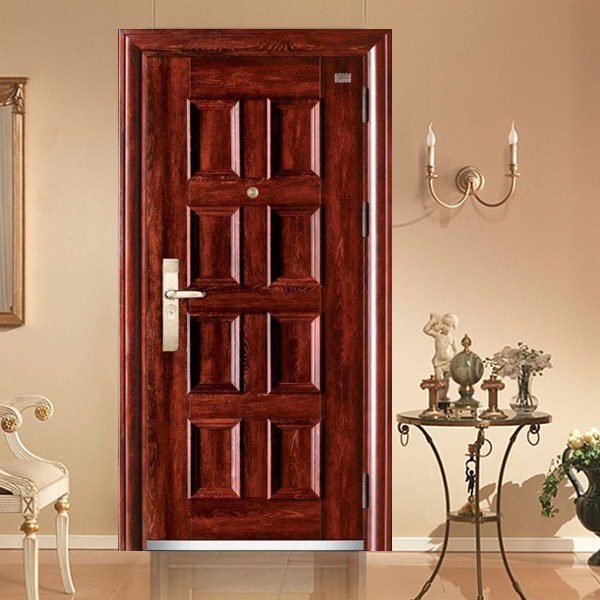 Eight Squares Armored Door