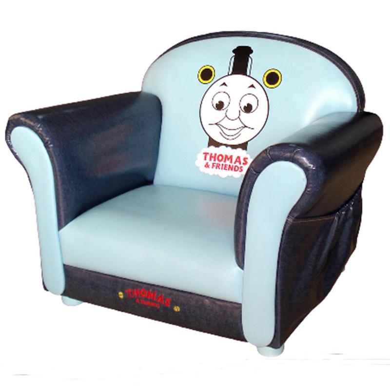 Cute Kids Furniture Thomas Baby Sofa Chair (SXBB-65)