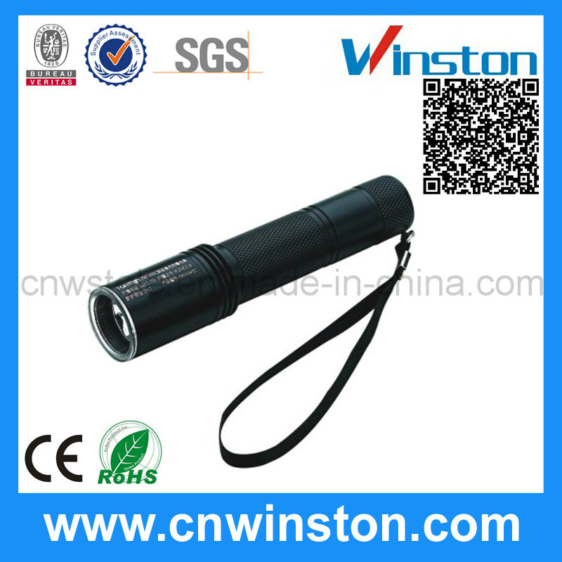 CREE LED Rechargeable Explosion Proof Flashlight with CE