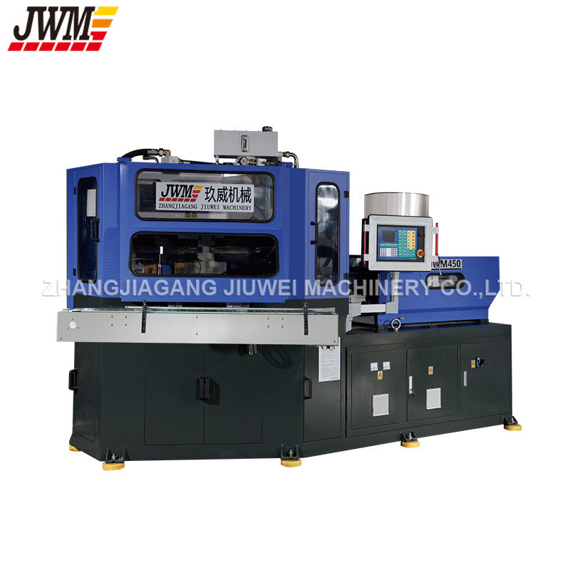 Automatic Injection Blow Moulding Machine (JWM450)