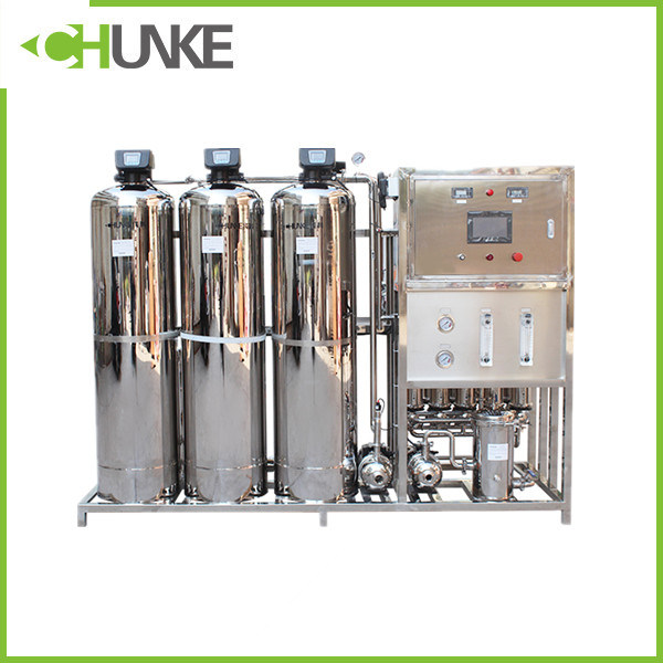 Industrial RO System Stainless Steel Sanitary Reverse Osmosis Water Purifier