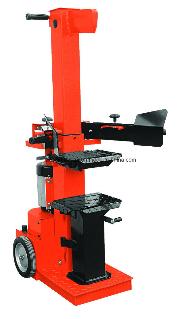 10t 400V Vertical Electric Wood Splitter Ce