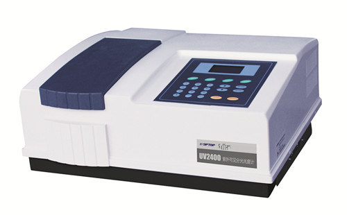 UV-Vis Dual Spilt Beam Spectrometer UV2400 Connected with PC