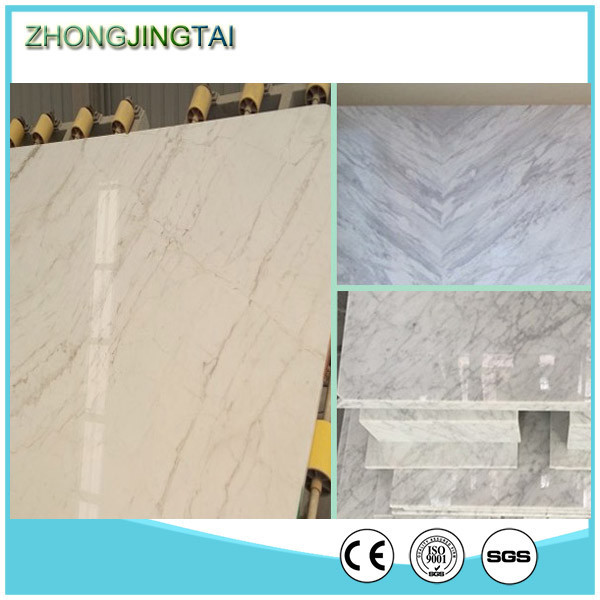 Cream Color Compressed Marble Wall Cladding Artificial Stone