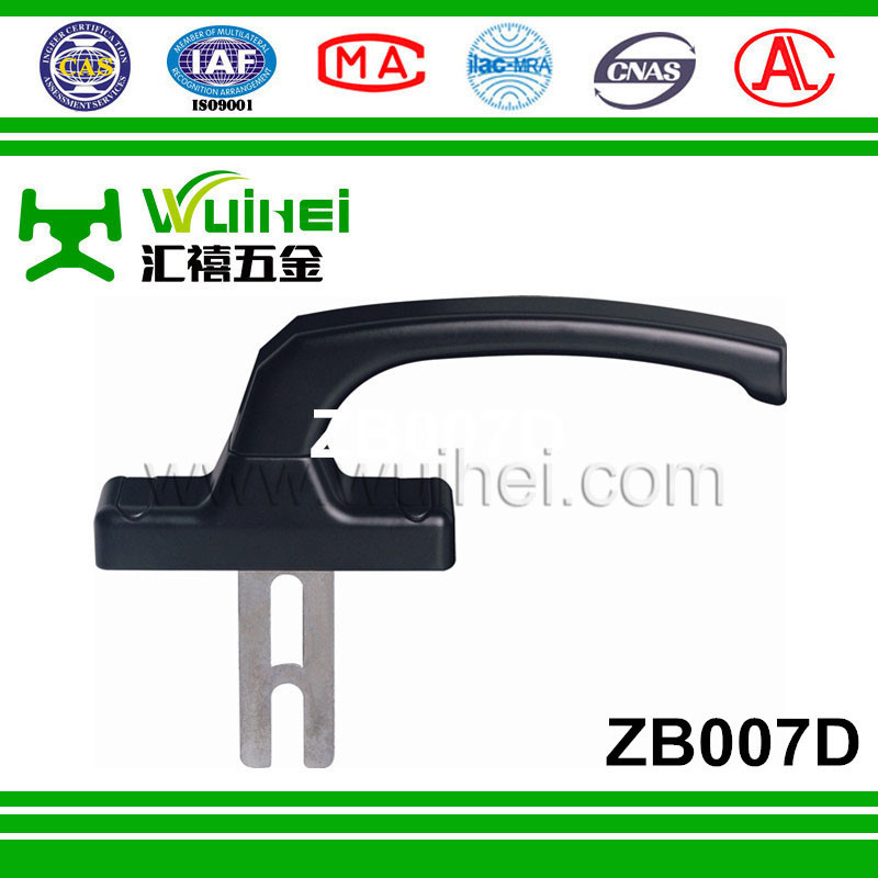 Die Casting Zinc Alloy Handle for Window (ZB007D)