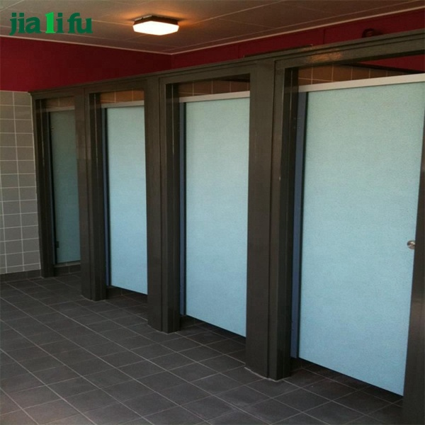 Erosion-Resistant HPL Compact Board Toilet Partition for Sale
