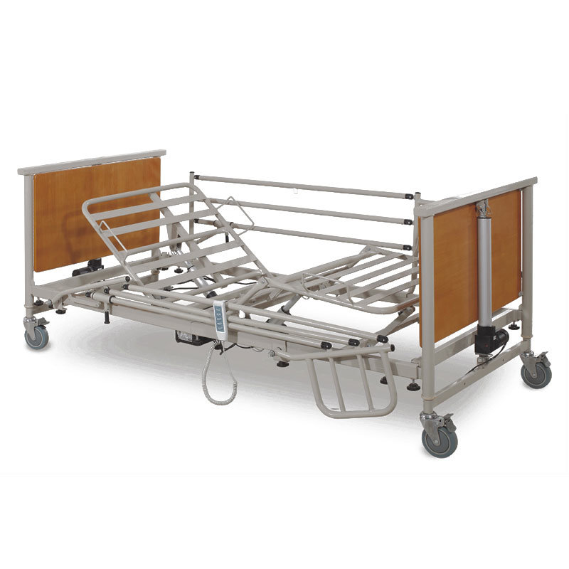 Five-Function Electric Home Care Bed