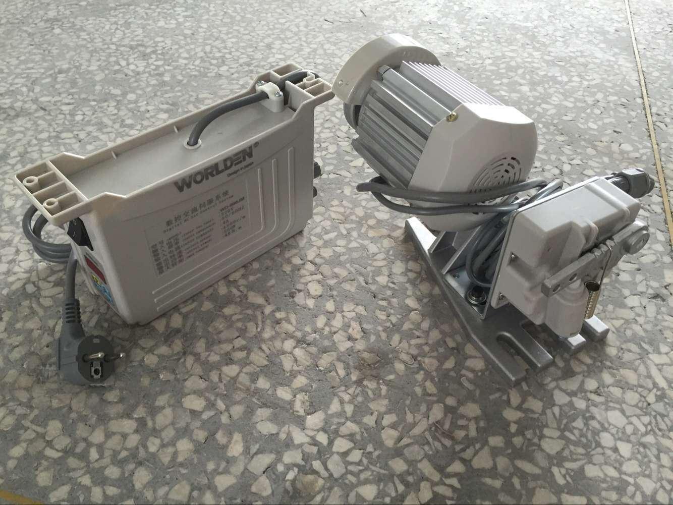 Wd-990jm Split Type Energy Saving Motor for Industrial Sewing Machine