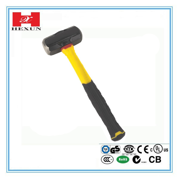 Plastic Coated Handle Chipping Hammer