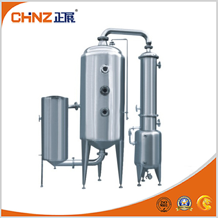 Single-Effect External Cycling Vacuum Concentrate Machine