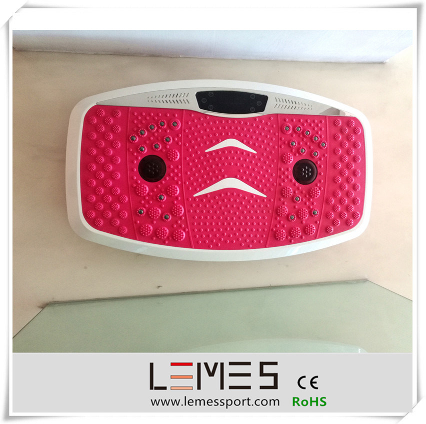 Lemes 2016 New Design Crazy Fit Massage for Music and Heating