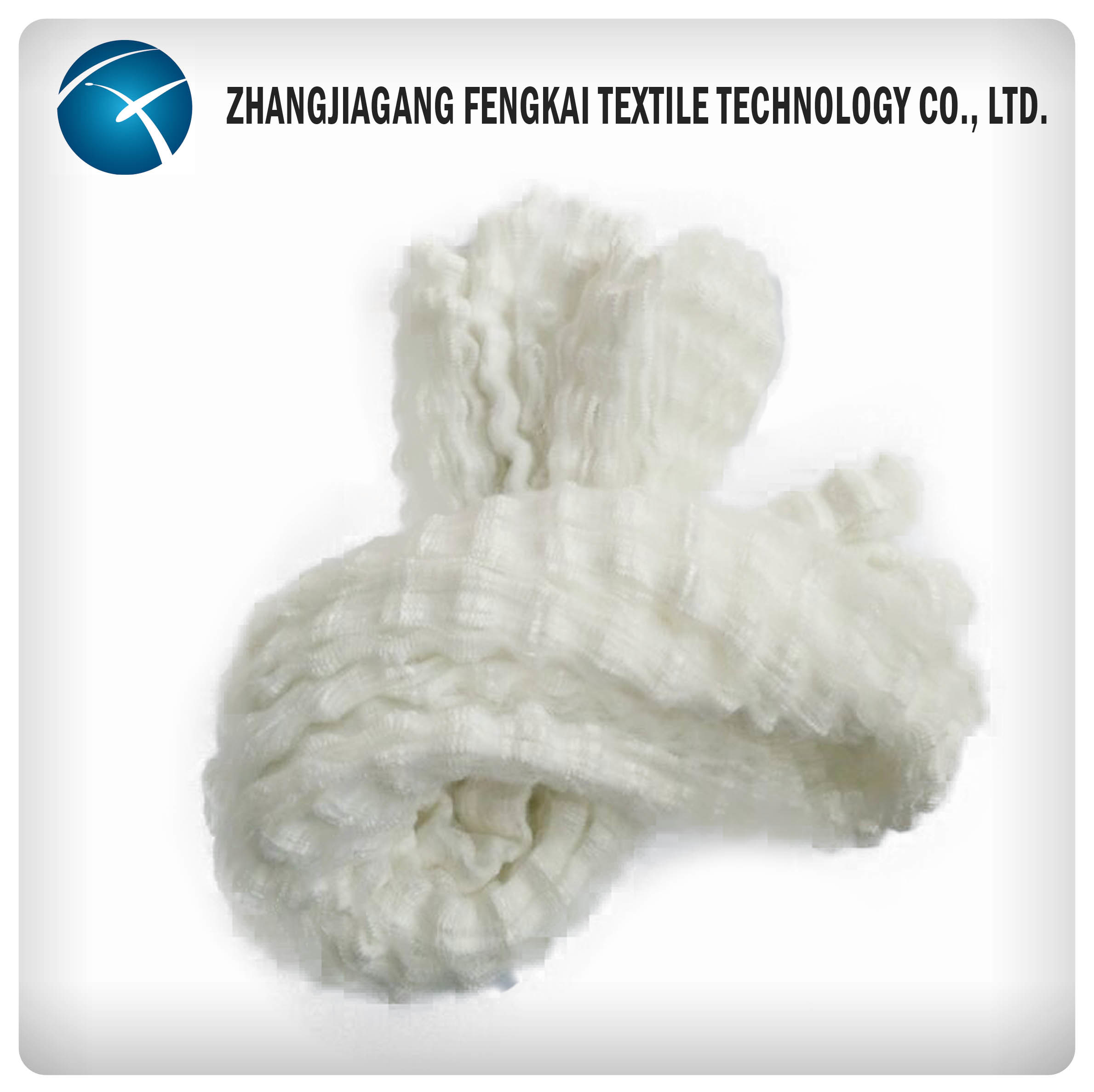 100% Polyester Tow and Polyester Top