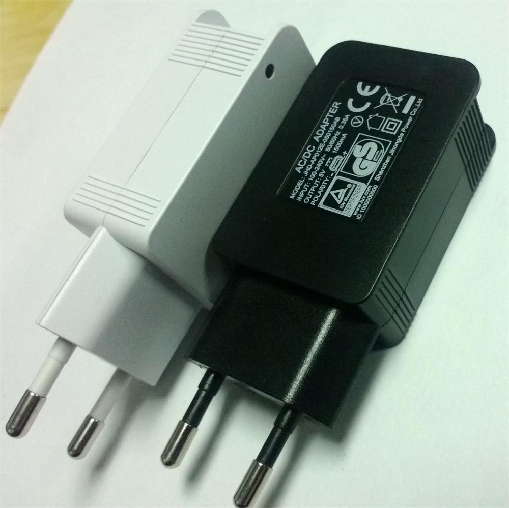 5V 1.5A Europe Plug USB Wall Charger