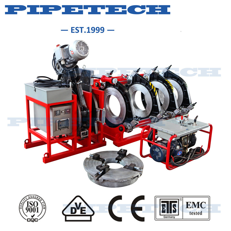 PE Pipe 630mm Pipe Butt Welding Machine