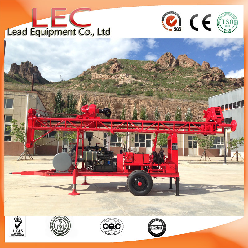 Good Quality Water Well Drilling Rig for Sale