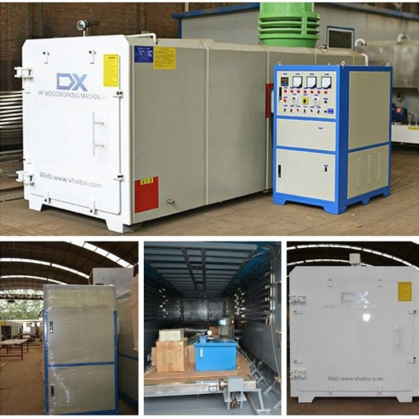 Wood Drying Machinery, High Frequency Vacuum Timber Dryer