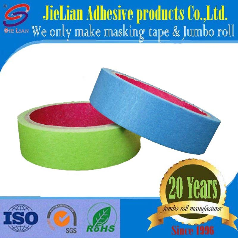 High Quality Masking Tape for Home Decorative Painting