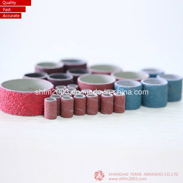 25*25mm, P60 Vsm Xk870t Ceramic and Zirconia Sanding Band for Nail Art (Professional Manufacturer)