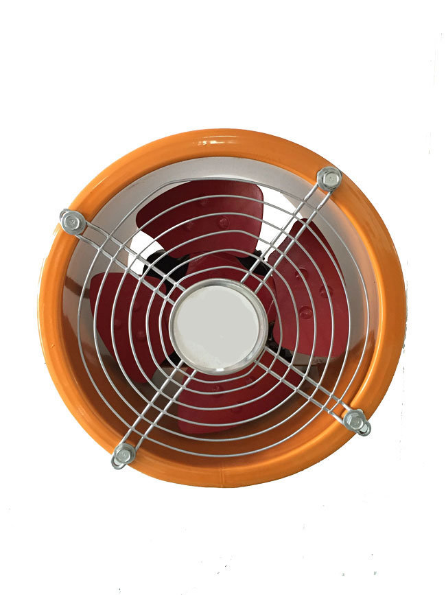 Ventilation Fan - Fan - Axial Fan-Cylinder