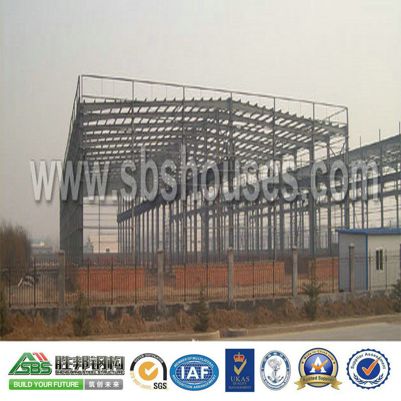 Modular Light Steel Structure Workshop