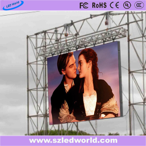 P6 Die-Casting Outdoor/Indoor Rental LED Display Screen for Video Advertising (640X640, CE, RoHS, FCC)