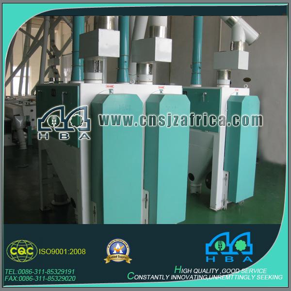 European Quality Grade 200ton Semolina Flour Mill