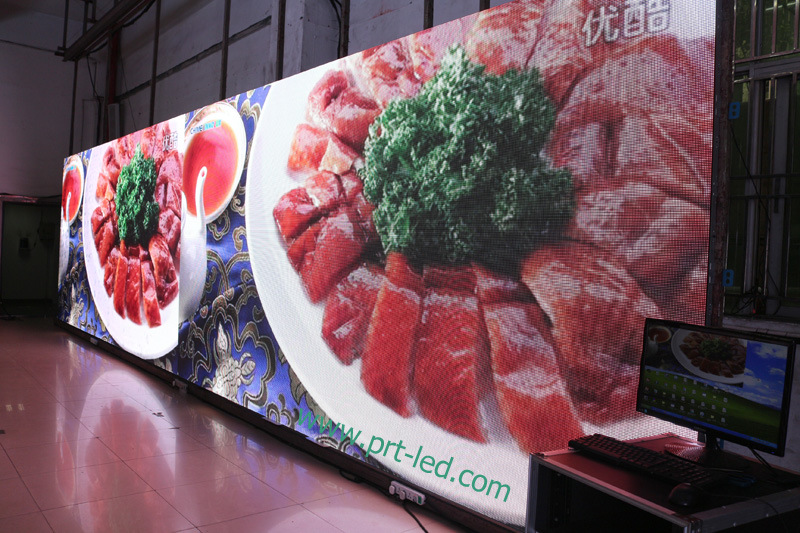 Indoor/Outdoor Full Color Stage Background LED Video Wall with 640X640mm Board (P5, P6.67, P8)