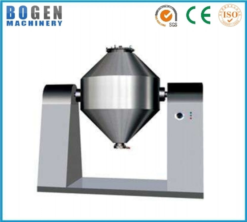 Double Cone Rotary Vacuum Mixer with Ce