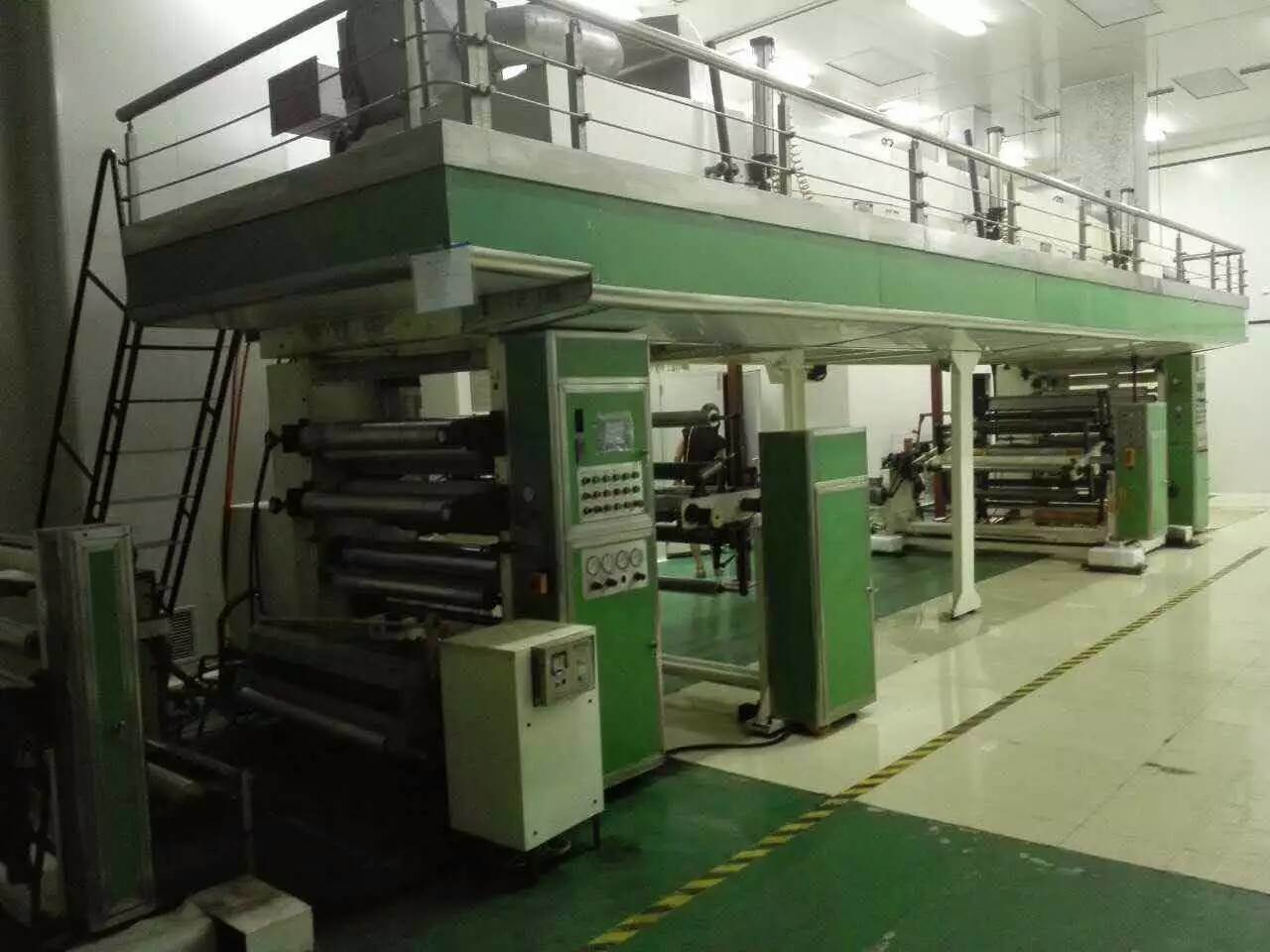 Second Hand High Speed Dry Coating & Laminating Machine