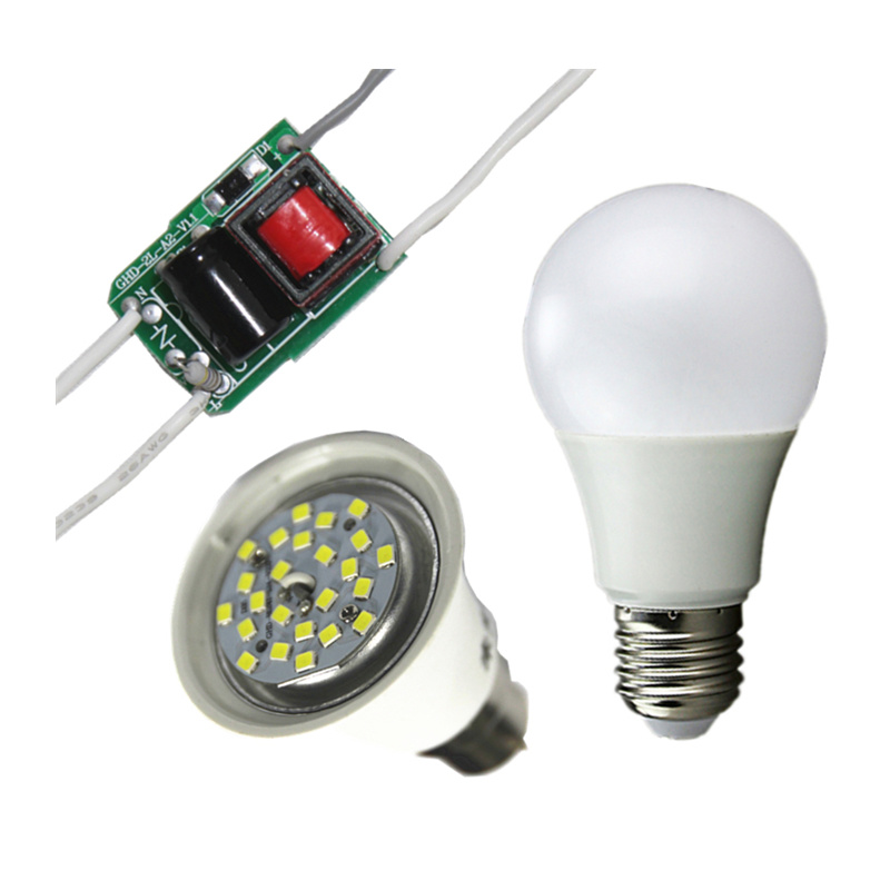 Shenzhen Professional Manufacture SKD LED Bulb Light Accessories