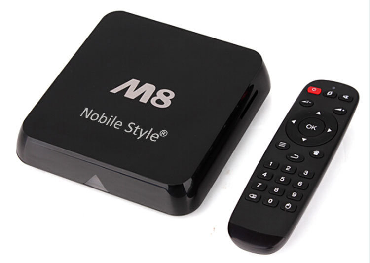 Android TV Box S812 A9 Quad Core 2GB/8GB