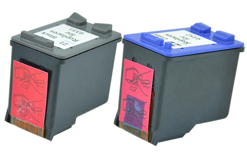 Wholesale 61b 61c Compatible Inkjet Cartridge for HP Printer