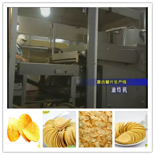 Ful Automatic Potato Making Machine Special for Russia Market