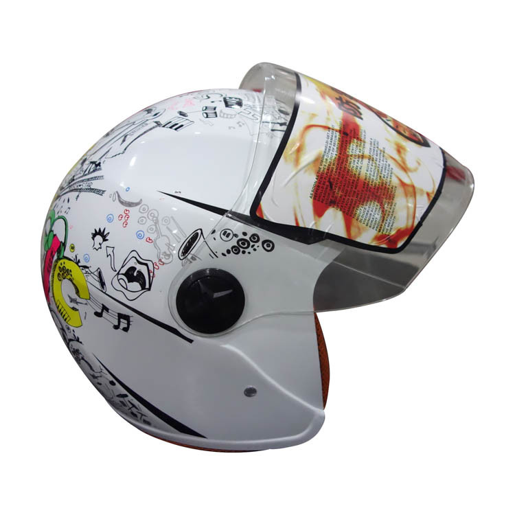 Half Face Motorcycle Helemt with Competitive Price