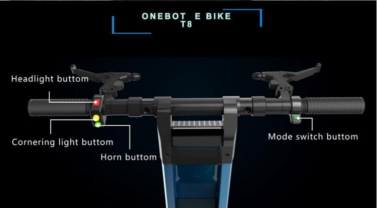 Electric Bike, Electric Motorcycle, Folding Ebike Panasonic Battery 500W Motor, Urban Mobility Bicycle