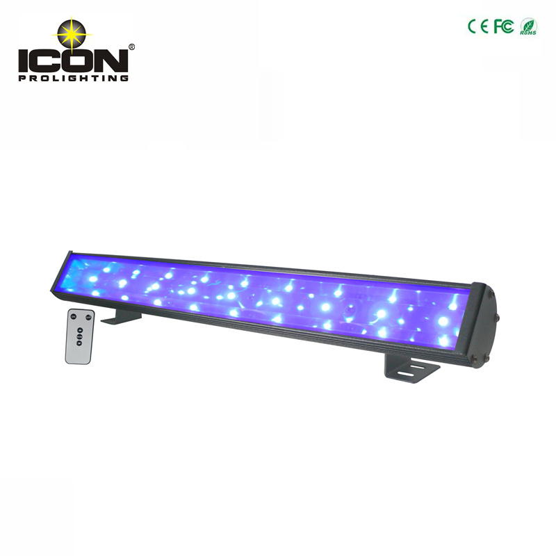 Hot 50cm 9X3w UV LED Wall Washer for Stage Lighting