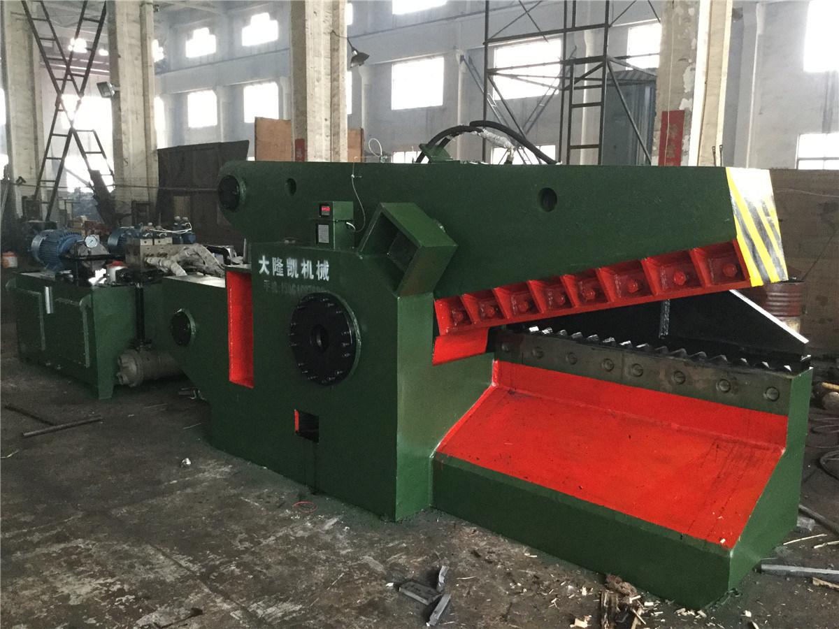 Q43-2500 Alligator Scrap Metal Shear