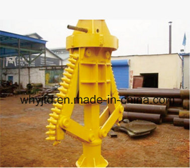 Expanded Bore Bit Pedestal Drill