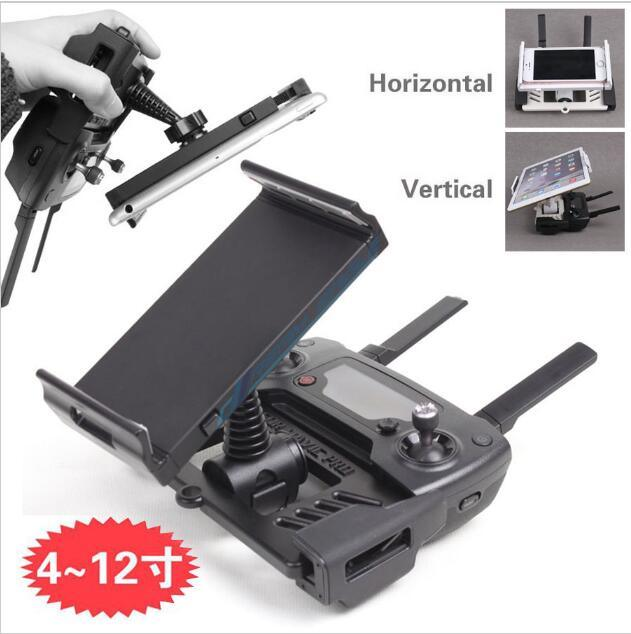 4-12inch Phone Tablet Holder Remote Controller Extended Holder Bracket