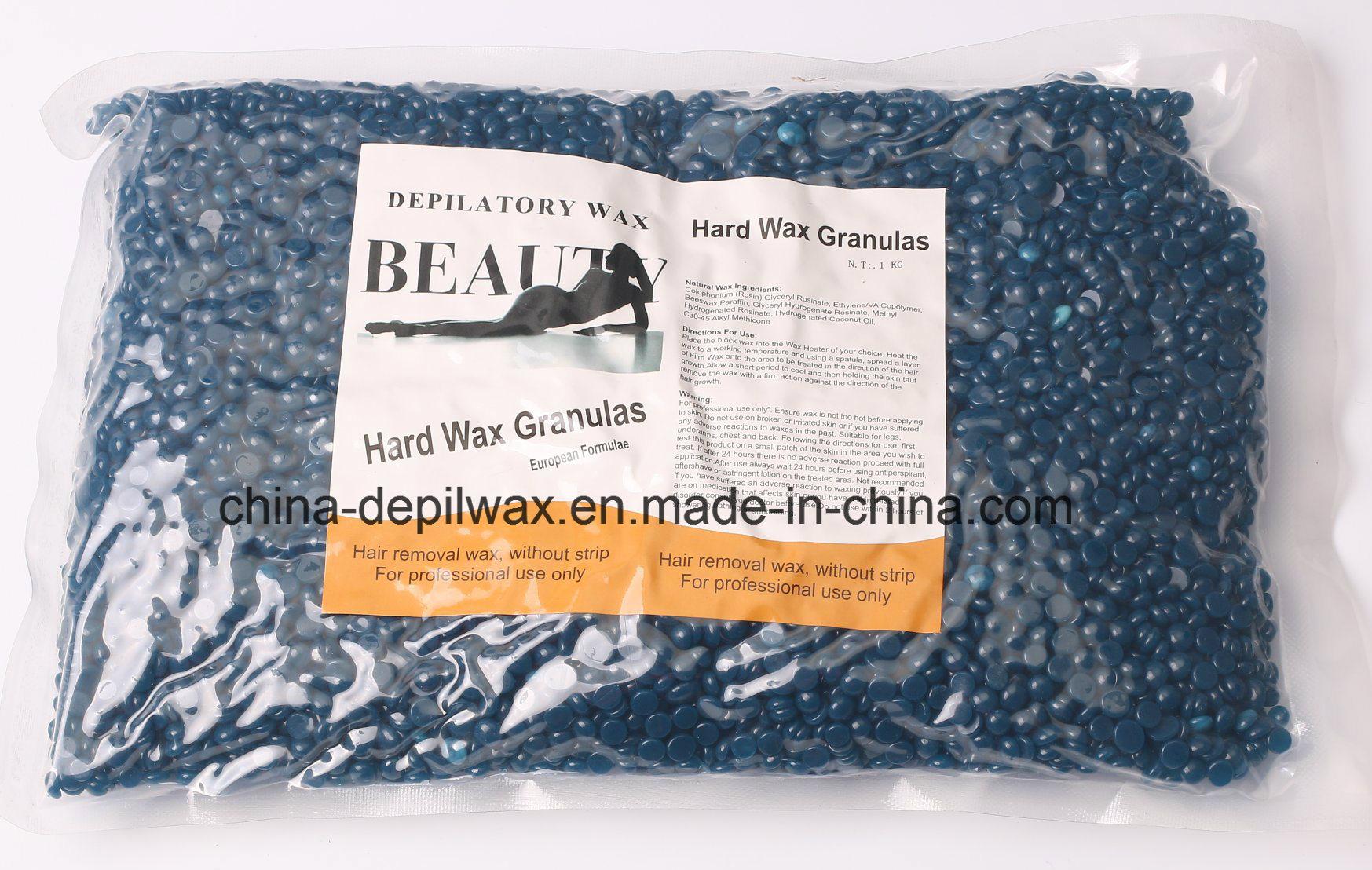 Brazilian Hard Wax Pellets Depilatory Wax for Bikini Waxing