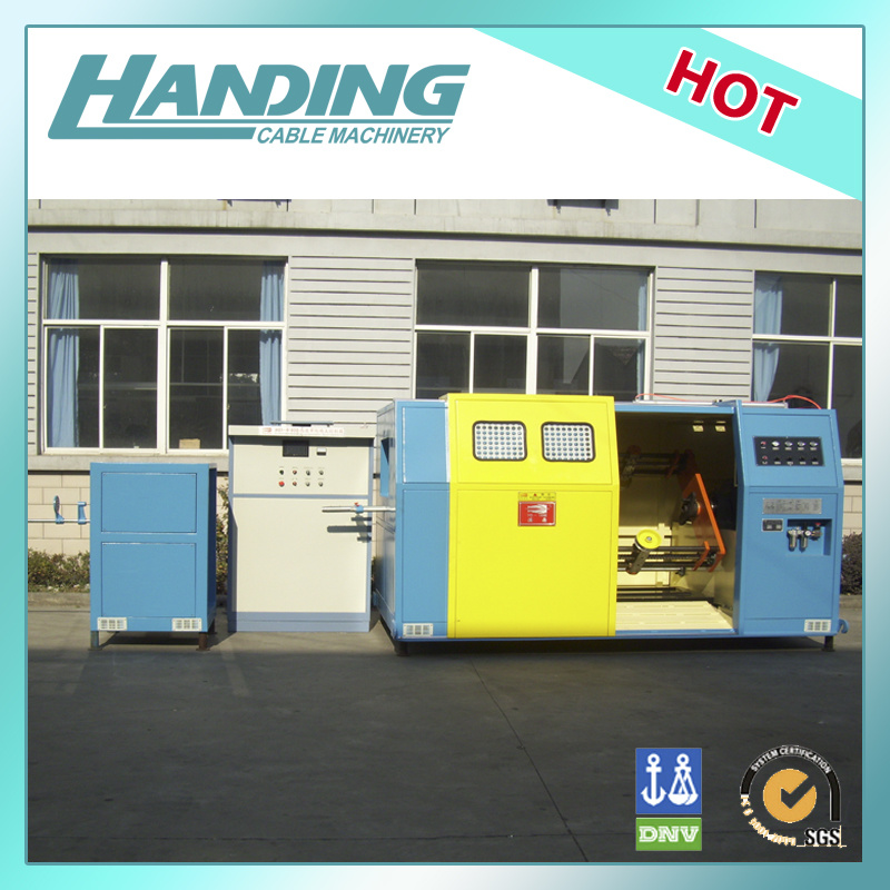 1000mm C Type Single Twist Stranding Machine for Cable and Wire