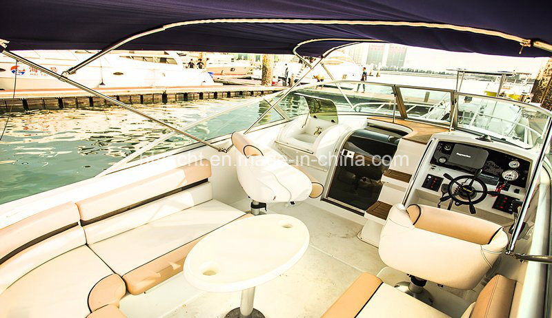 22′ FRP Sporty Leisure Racing Boat Hangtong Factory-Direct