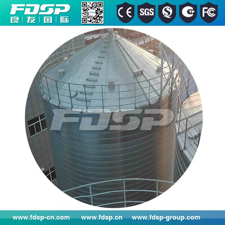 Ce ISO SGS Silo Machine Construction Manufacturer