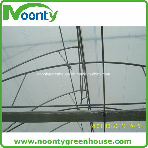 Butterfly Roof Opening Multi-span Greenhouse