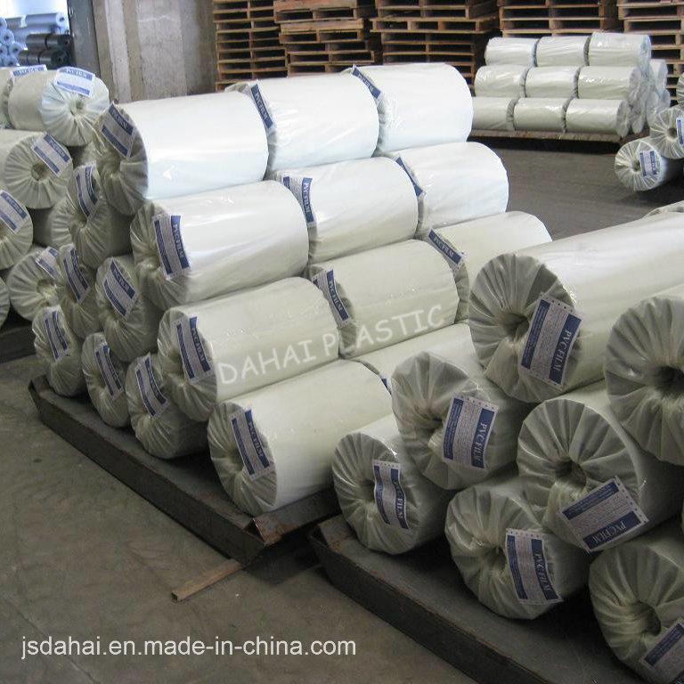 0.125mm Translucent PVC Film for Urine Bag