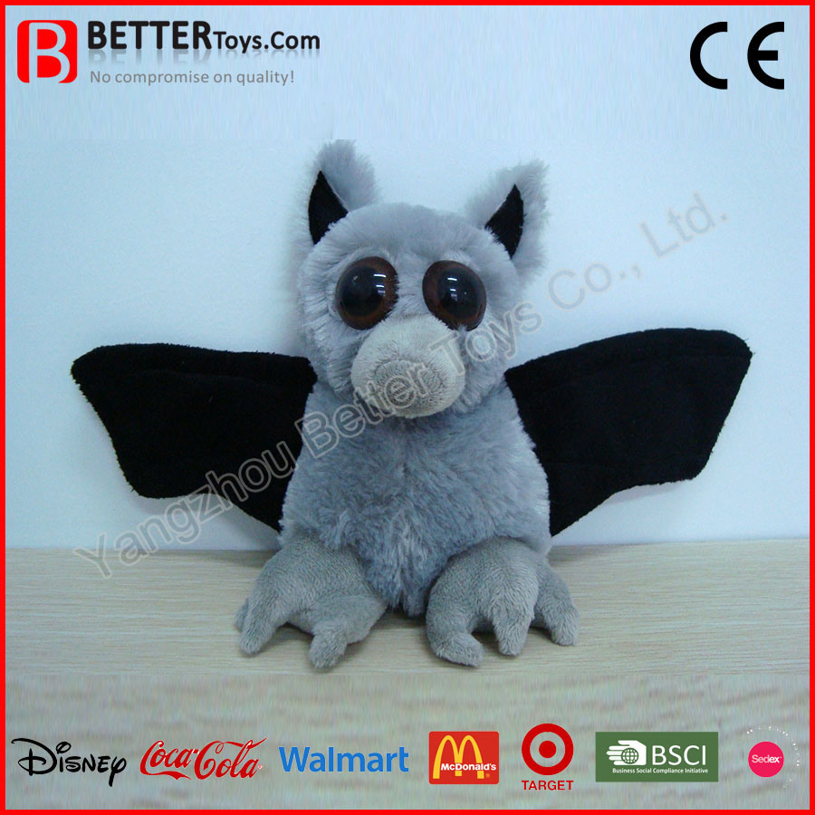 Customized Stuffed Animal Plush Bat Toy