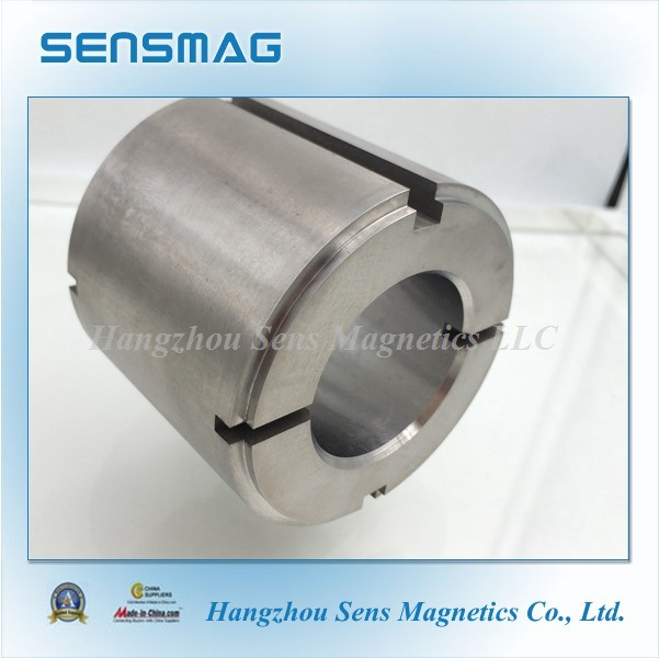 Permanent Aluminum Nickel Cobalt AlNiCo Ring Magnet for Generator