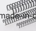 """5/16"""" Double Loop Wire Binding"""