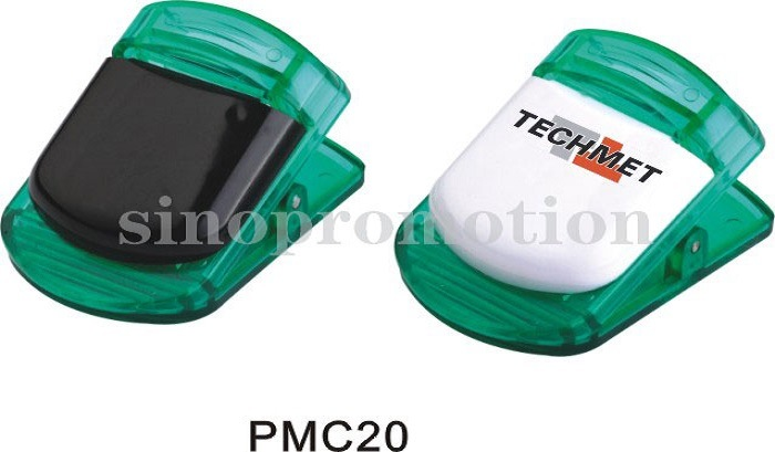 Magnet Clip Plastic Magnet Clip Strong Magnet Clip (PMC20)